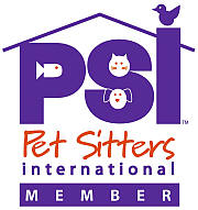 Cuddles of College Park is a Proud Member of Pet Sitters International
